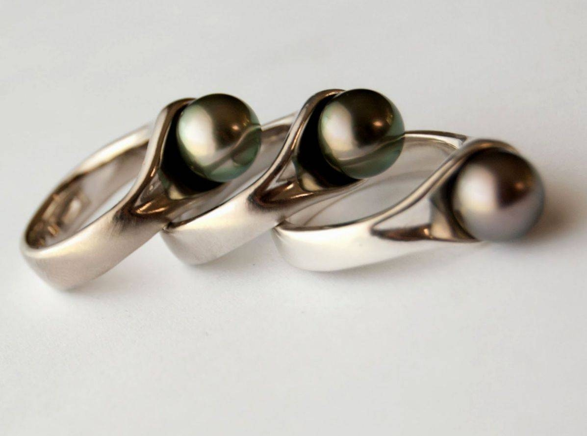 Engagement Rings : Two Diamond White Gold Simple Wedding Rings For Wedding Rings Without Diamonds (View 15 of 15)