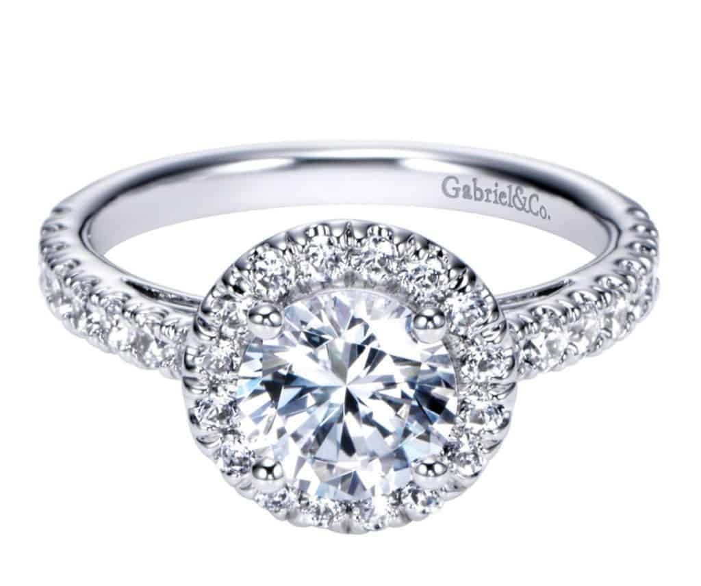 Engagement Rings Under 200 With Engagement Rings Under  (View 10 of 15)