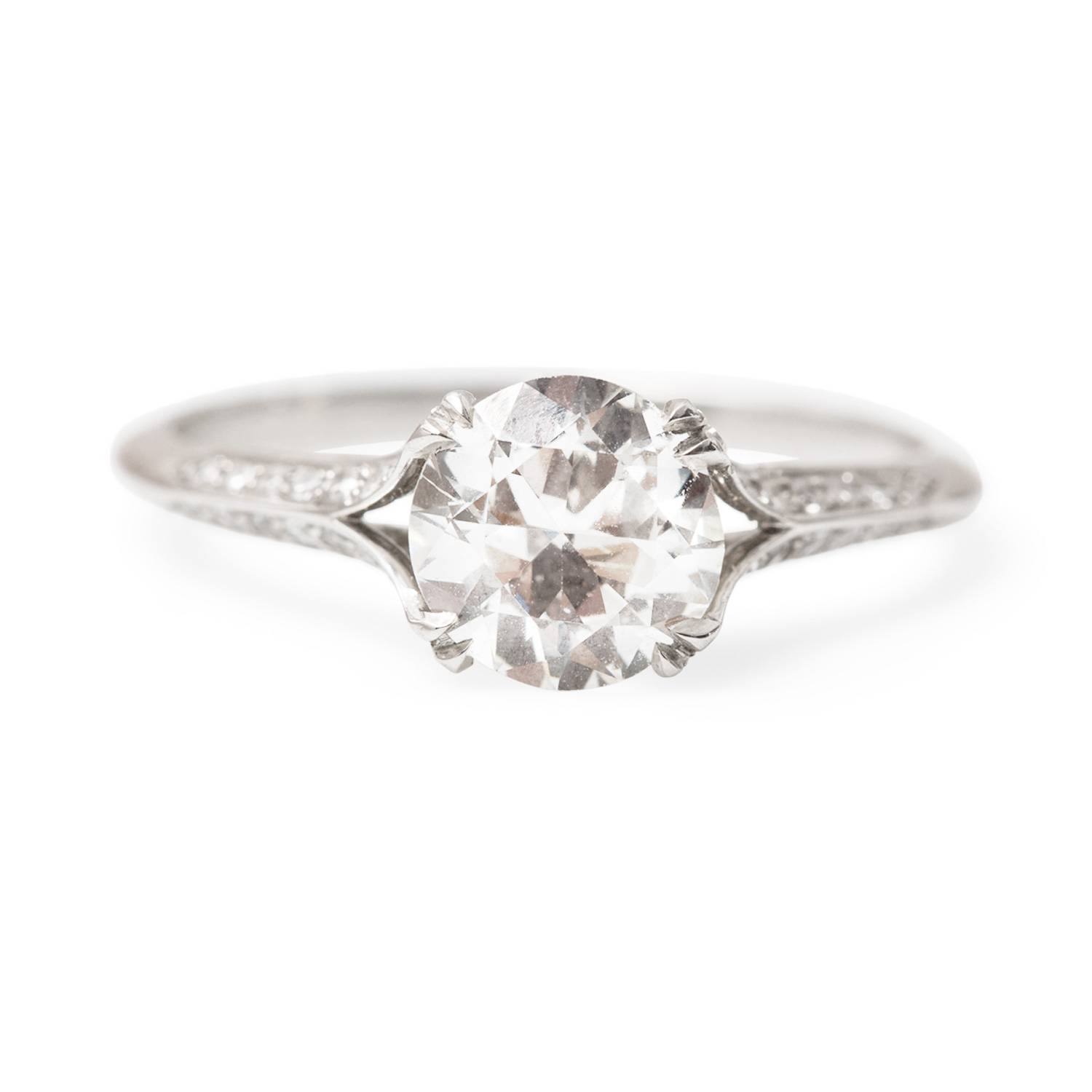 Engagement Rings – Wedding & Engagement – Catbird Pertaining To New Age Engagement Rings (View 5 of 15)