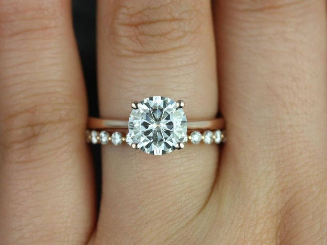 Engagement Rings : Wedding Ring Amazing Engagement Rings And Bands With Hottest Wedding Rings (View 6 of 15)
