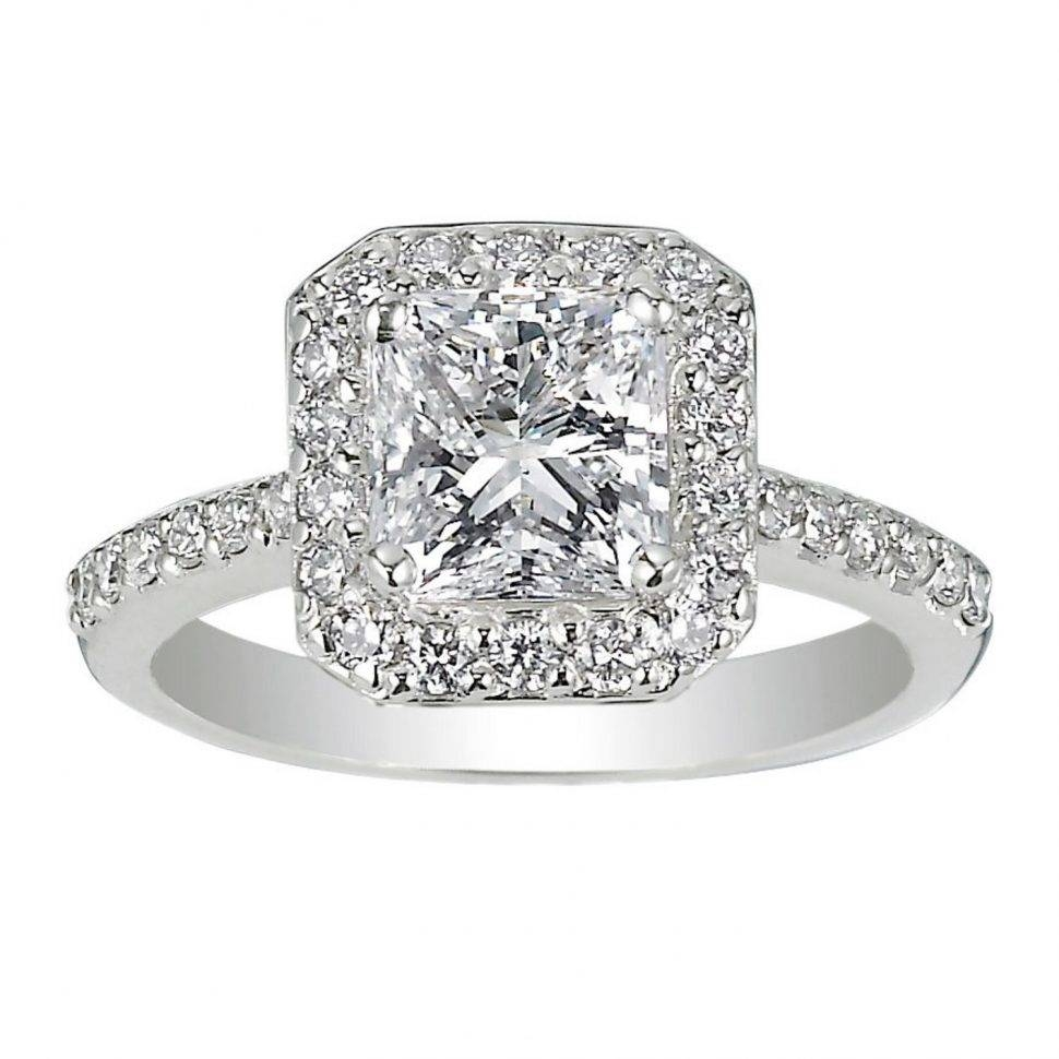 Engagement Rings : Wedding Rings Diamond Stunning Engagement Rings In Wedding Rings With Diamond Band (View 15 of 15)