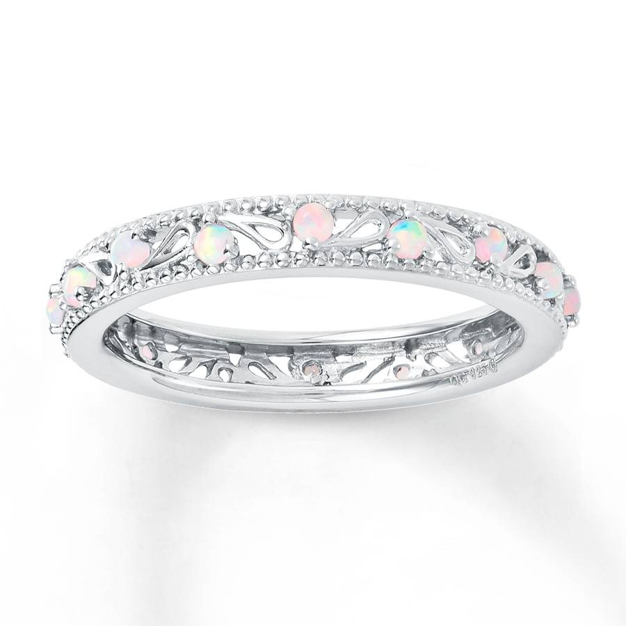 Featured Photo of Opal Wedding Bands