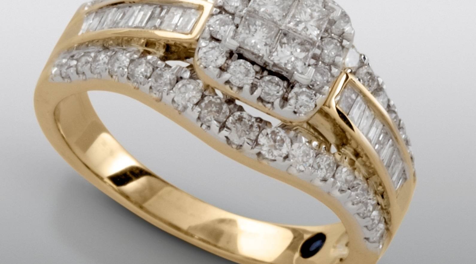 Engagement Rings : Wedding Rings Stunning Engagement Rings Sears With Regard To Engagement Rings At Sears (View 13 of 15)