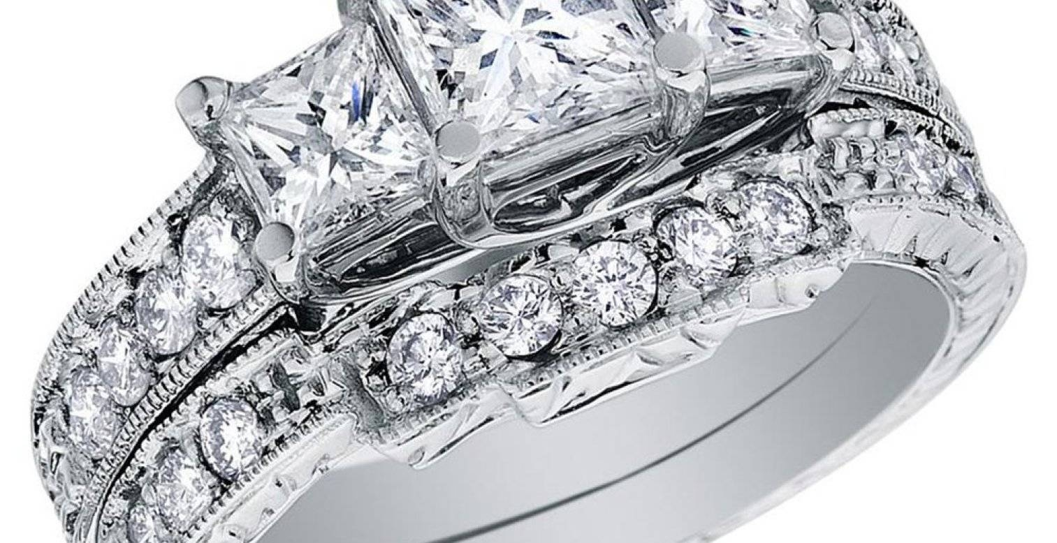 Engagement Rings : Womens Wedding Ring Sets Stunning Engagement Within Engagement Rings For Women Under  (View 11 of 15)