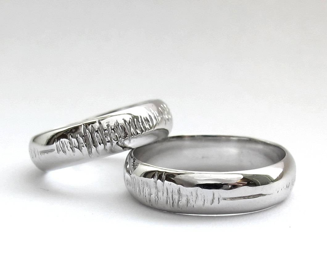 Engravable Silver Wedding Bands Engravable Wedding Bands Ideas Regarding Engravable Wedding Bands (View 1 of 15)