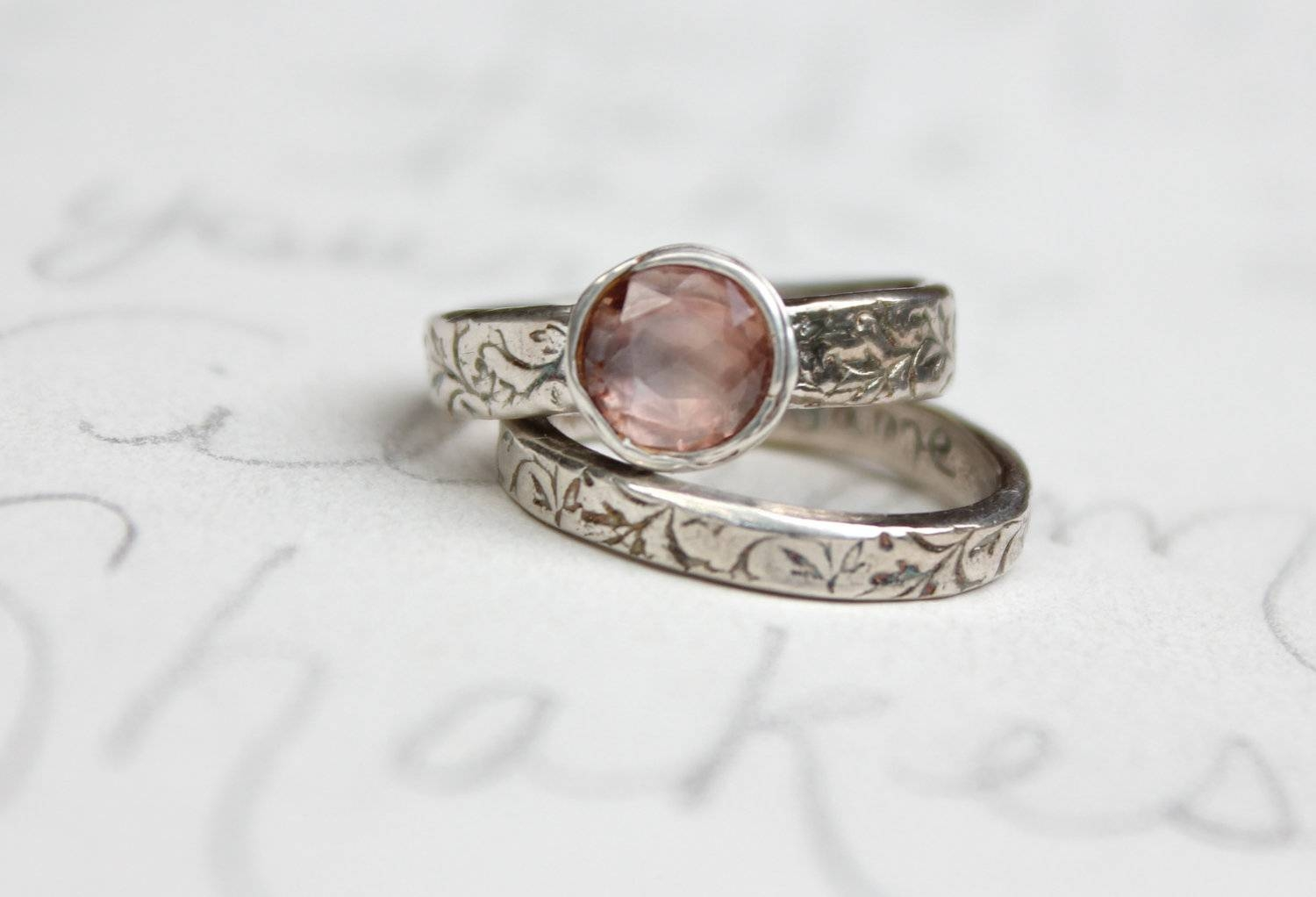 Etsy Wedding Rings (View 4 of 15)
