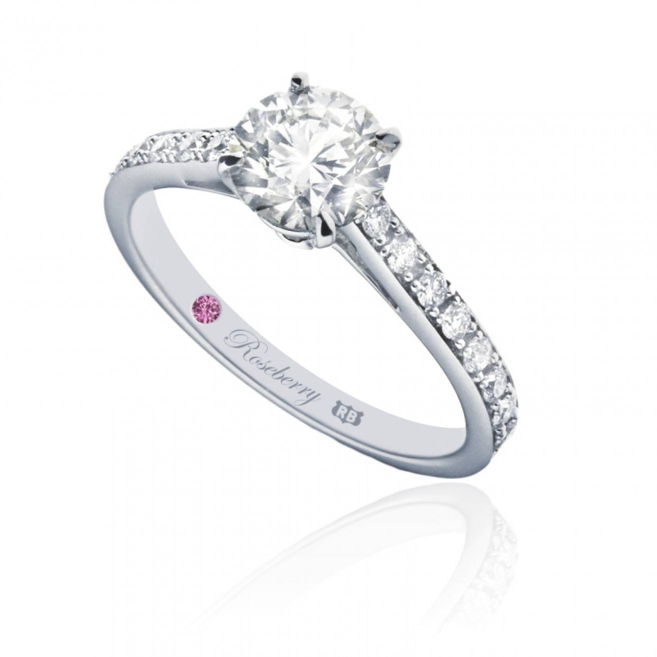 Exquisite Engagement Rings For Your Loved One | Fraser Hart In Engagement Rings For Under  (View 8 of 15)