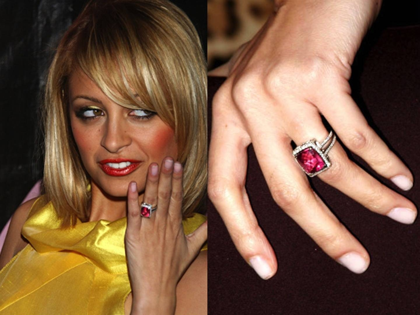 viewing beckham inside popular famous wedding victoria attachment ring photo gallery rings of