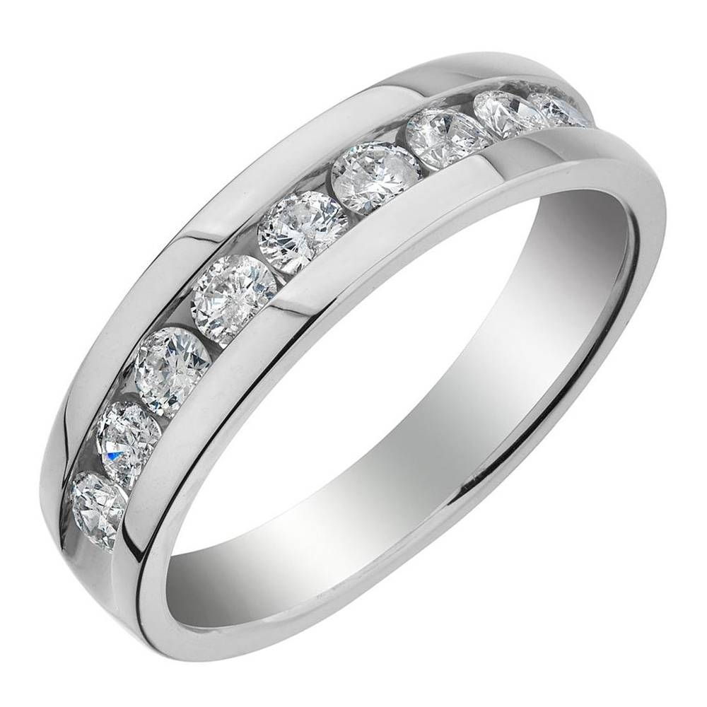 Find Out About Mens White Gold Wedding Bands | Wedding Ideas Regarding Tiffany Wedding Bands For Men (Gallery 3 of 15)