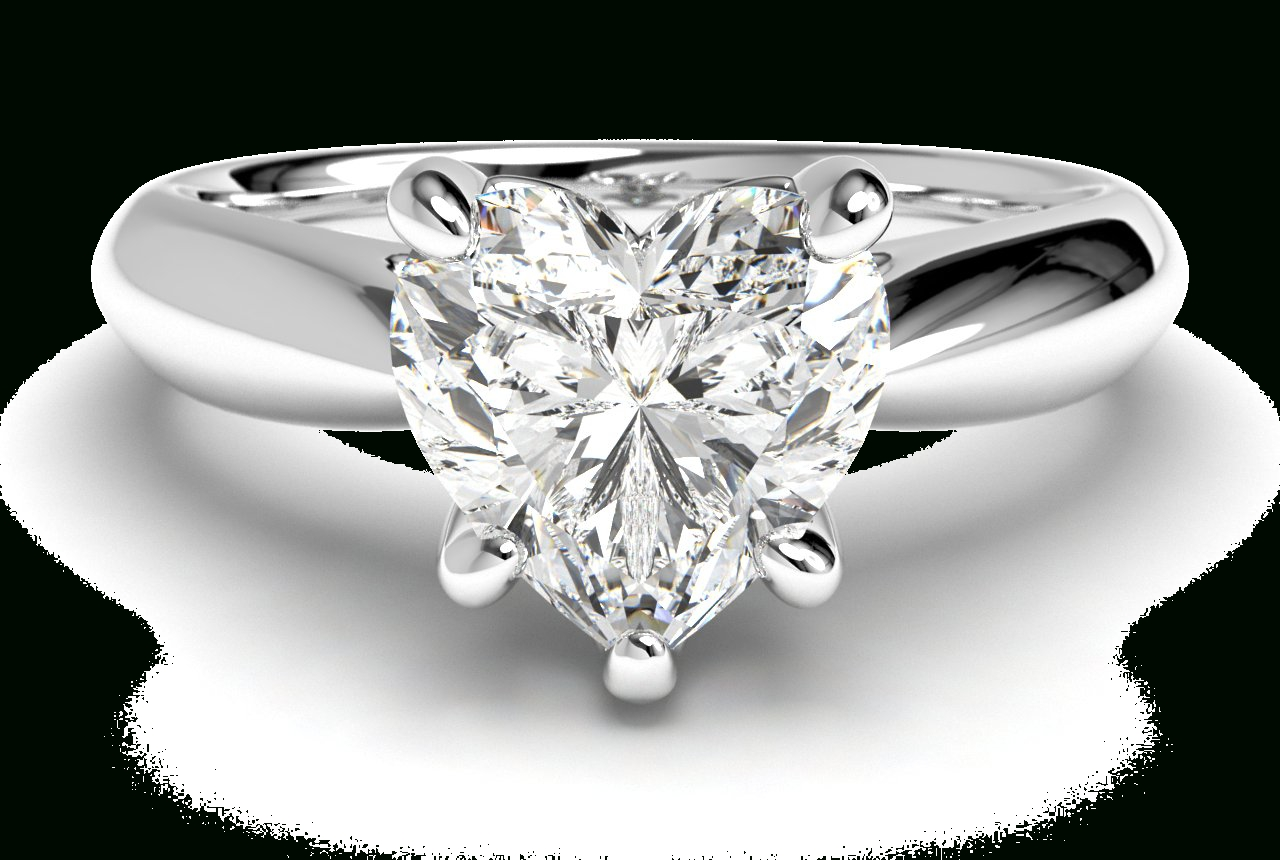 Finding The Right Diamond Shape | Ritani Intended For Feminine Engagement Rings (Gallery 9 of 15)
