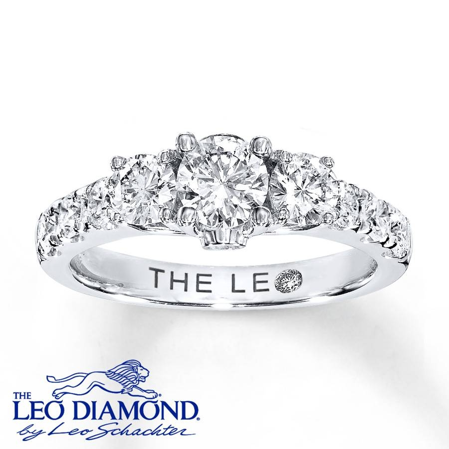 Free Diamond Rings. Leo Diamonds Rings: Leo Diamonds Rings Kay Leo Within Leo Diamond Wedding Bands (Gallery 10 of 15)