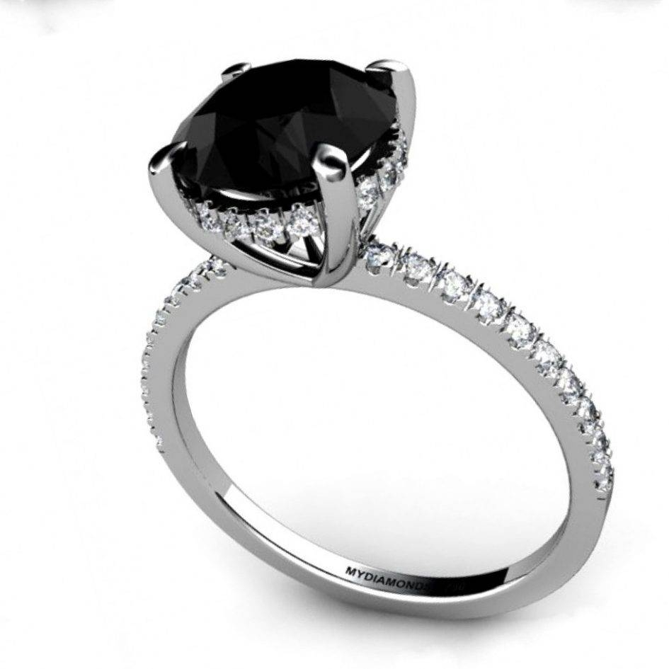 Free Diamond Rings: Zales Black Diamond Engagement Rings Zales Throughout Zales Engagement Rings For Women (Gallery 15 of 15)