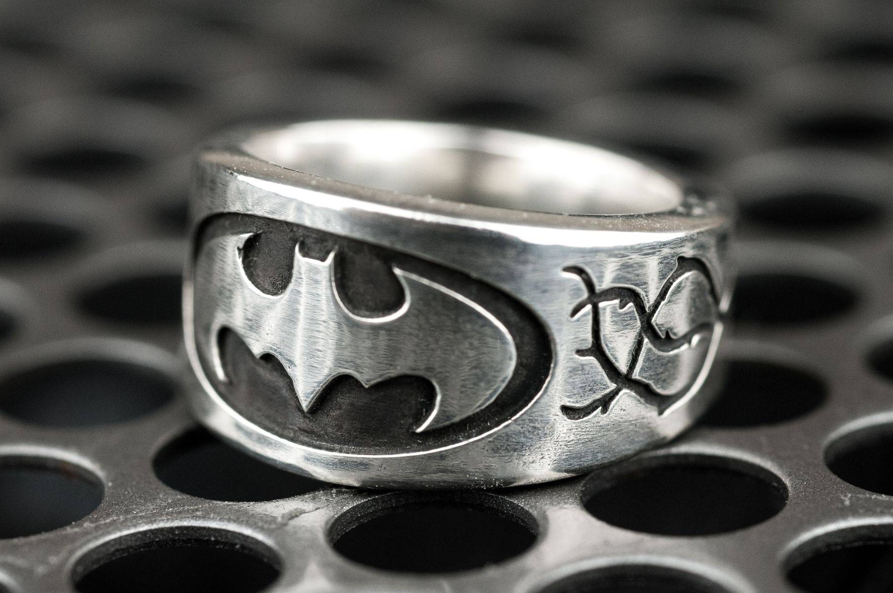 Geeky Rings | Custommade Throughout Superhero Wedding Bands (View 5 of 15)