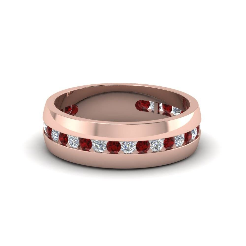 Get Affordable Mens Ruby Rings