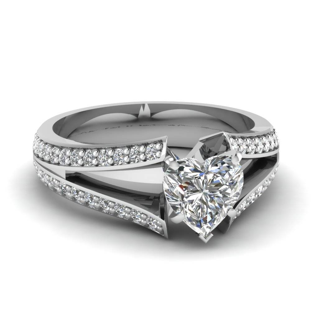 Gia Certified 1.5 Carat Engagement Ring | Fascinating Diamonds Throughout  (View 12 of 15)