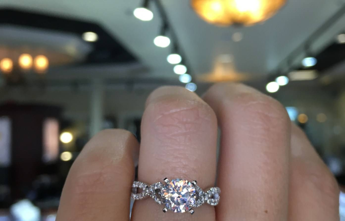 Gripping Cheap Diamond Engagement Rings Under 200 Tags Pertaining To Diamond Engagement Rings Under  (View 15 of 15)