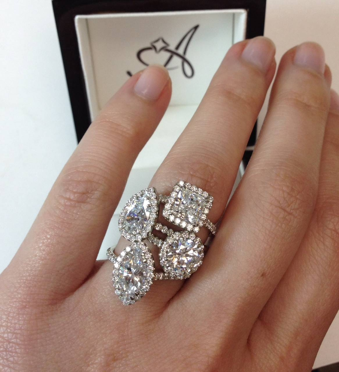 Halo Engagement Rings Archives – Page 2 Of 2 – Adiamor Blog Intended For Adiamor Engagement Rings (Gallery 1 of 15)