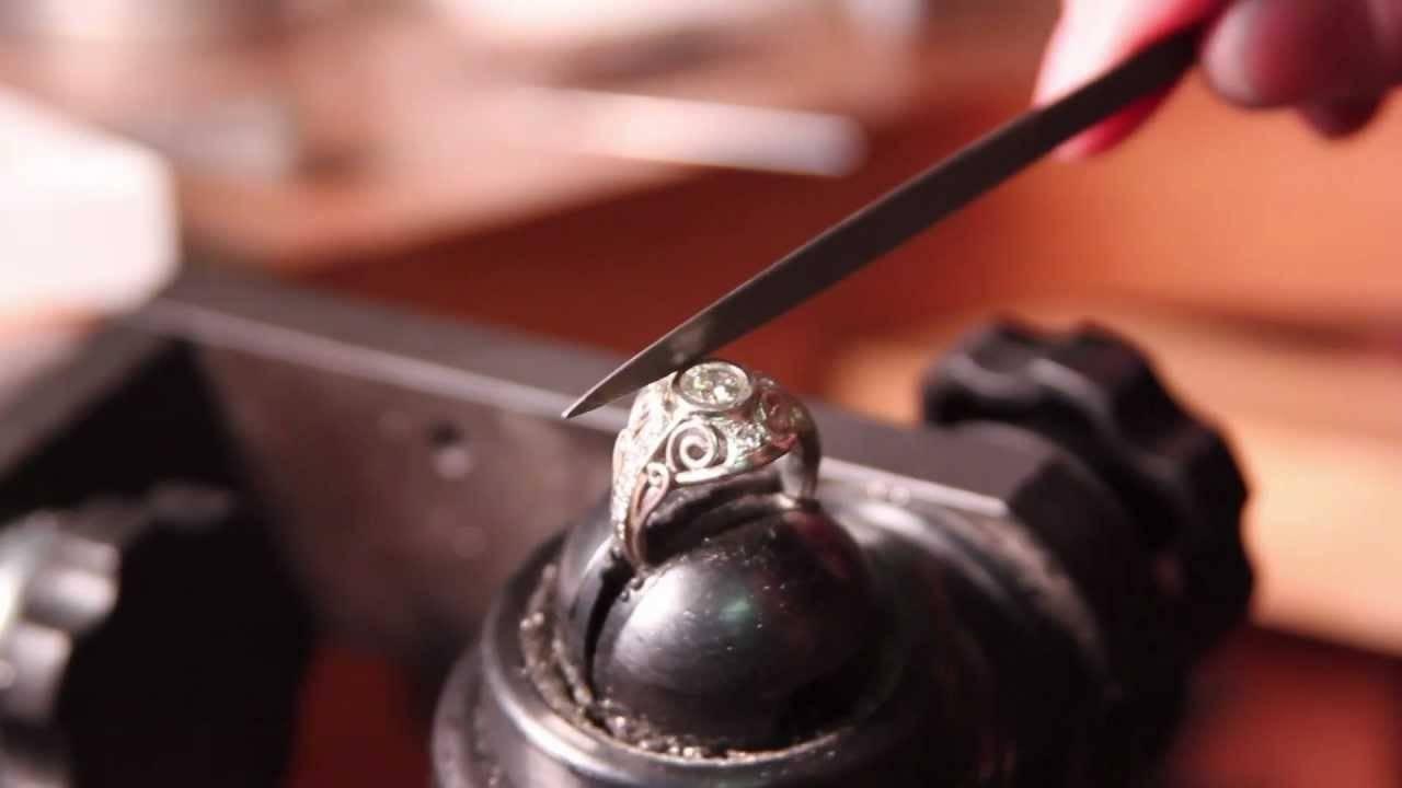 Handmade Engagement Ringdana Arts – Youtube In Hand Made Engagement Rings (View 14 of 15)