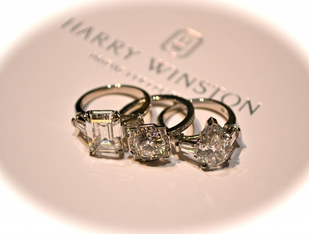 Harry Winston Pear Shaped Engagement Ring – Engagement Ring Usa Pertaining To Harry Winston Belle Engagement Rings (Gallery 15 of 15)