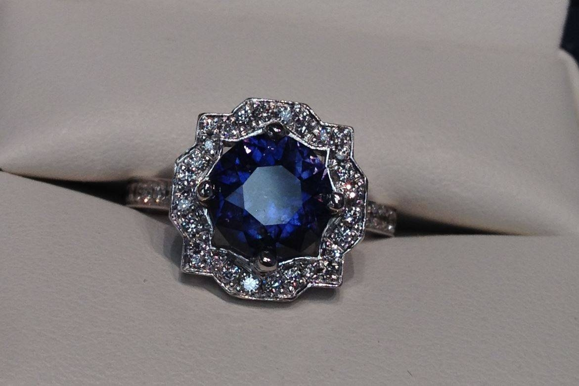 Harry Winston – The Gemstone Project With Harry Winston Belle Engagement Rings (View 6 of 15)