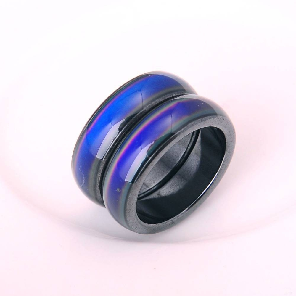 Hematite Wedding Bands Promotion Shop For Promotional Hematite Intended For Hematite Wedding Bands (Gallery 8 of 15)