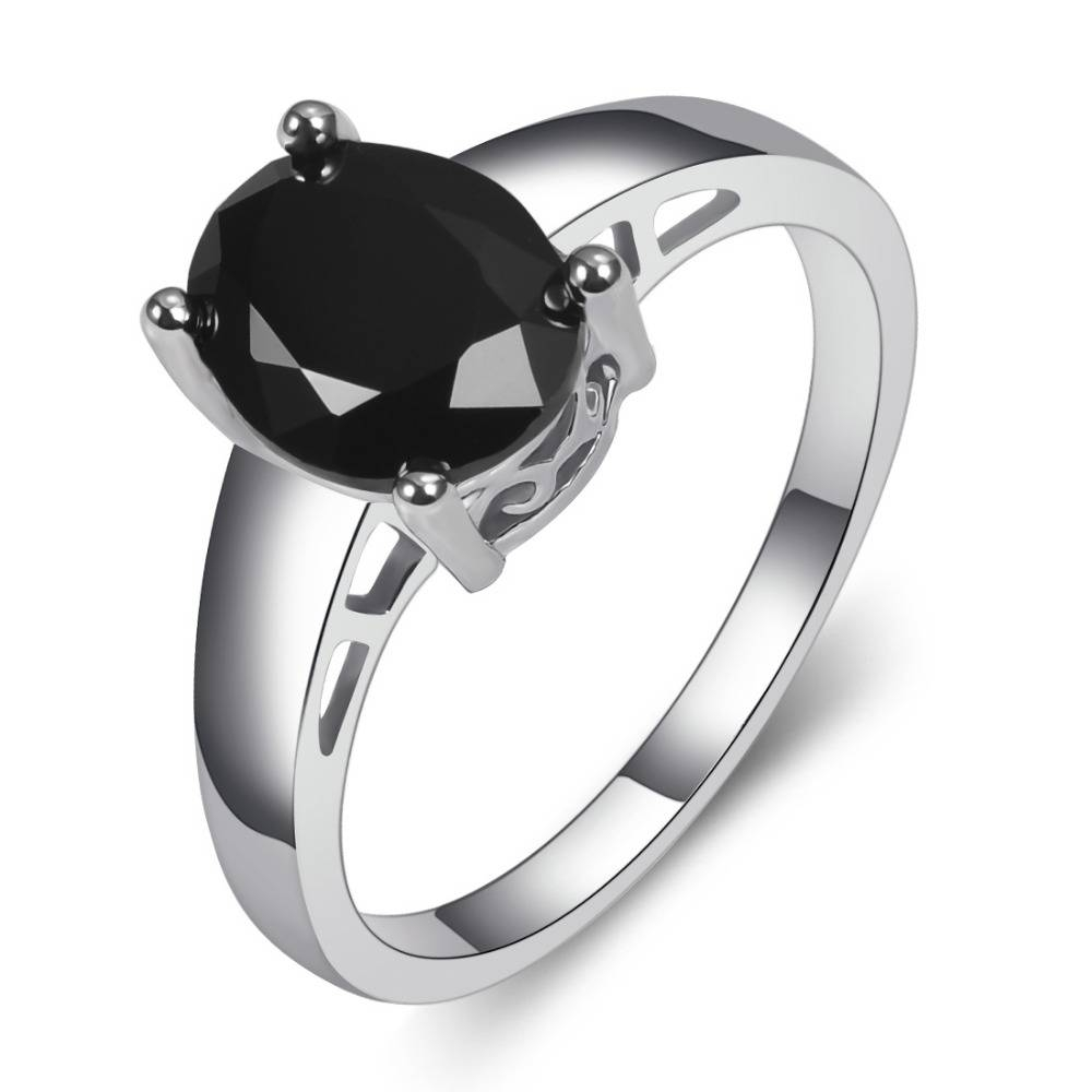 High Quality Black Onyx Wedding Bands Buy Cheap Black Onyx Wedding For Black Onyx Wedding Bands (View 4 of 15)