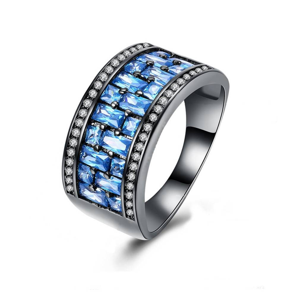 High Quality Mens Gun Metal Wedding Band Promotion Shop For High With Regard To Gunmetal Wedding Bands (View 9 of 15)