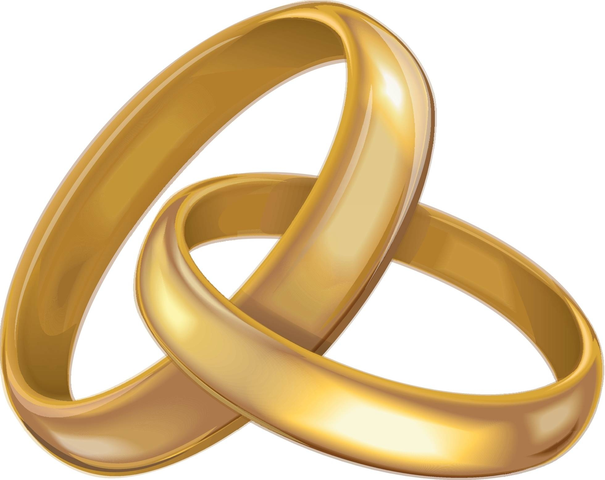 His And Her Wedding Rings Clipart – Clipartfest Inside Intertwined Wedding Bands (View 7 of 15)