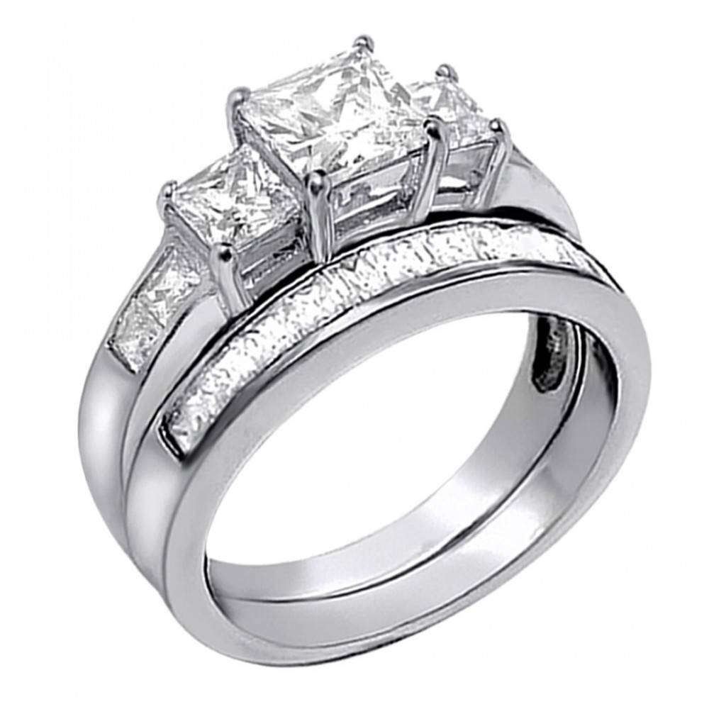 Featured Photo of Mens Engagement And Wedding Rings Sets