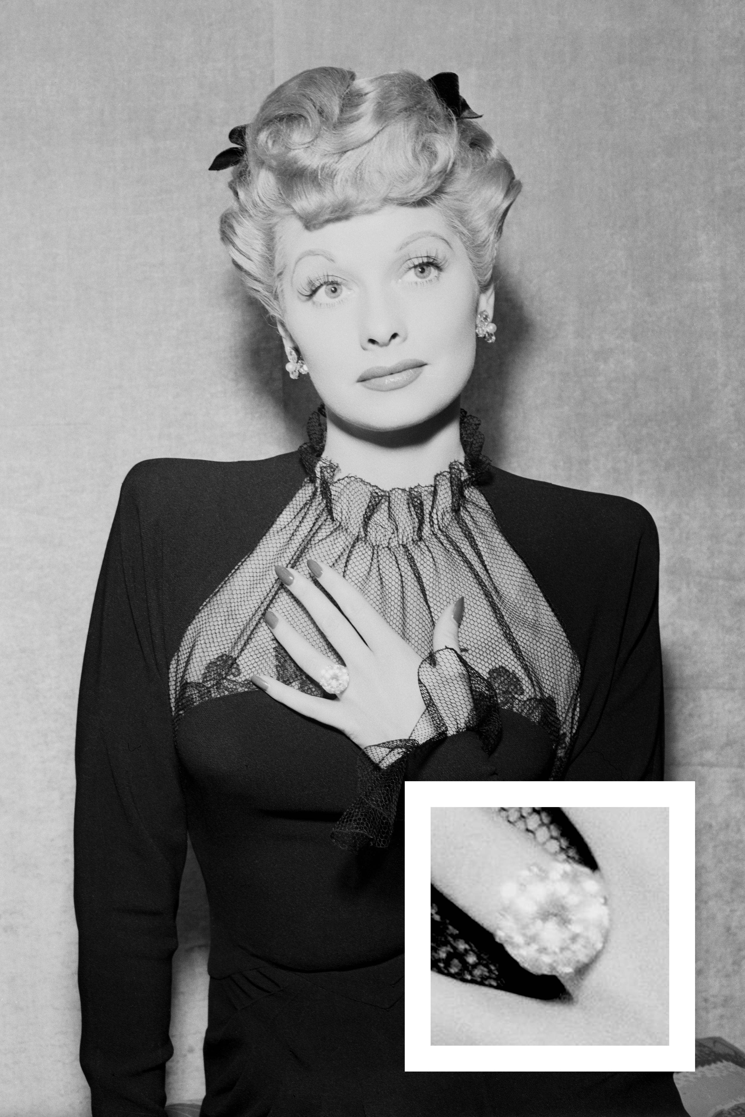 Hollywood Engagement Rings – Famous Diamonds Of Old Hollywood Stars In Hollywood Wedding Rings (View 13 of 15)