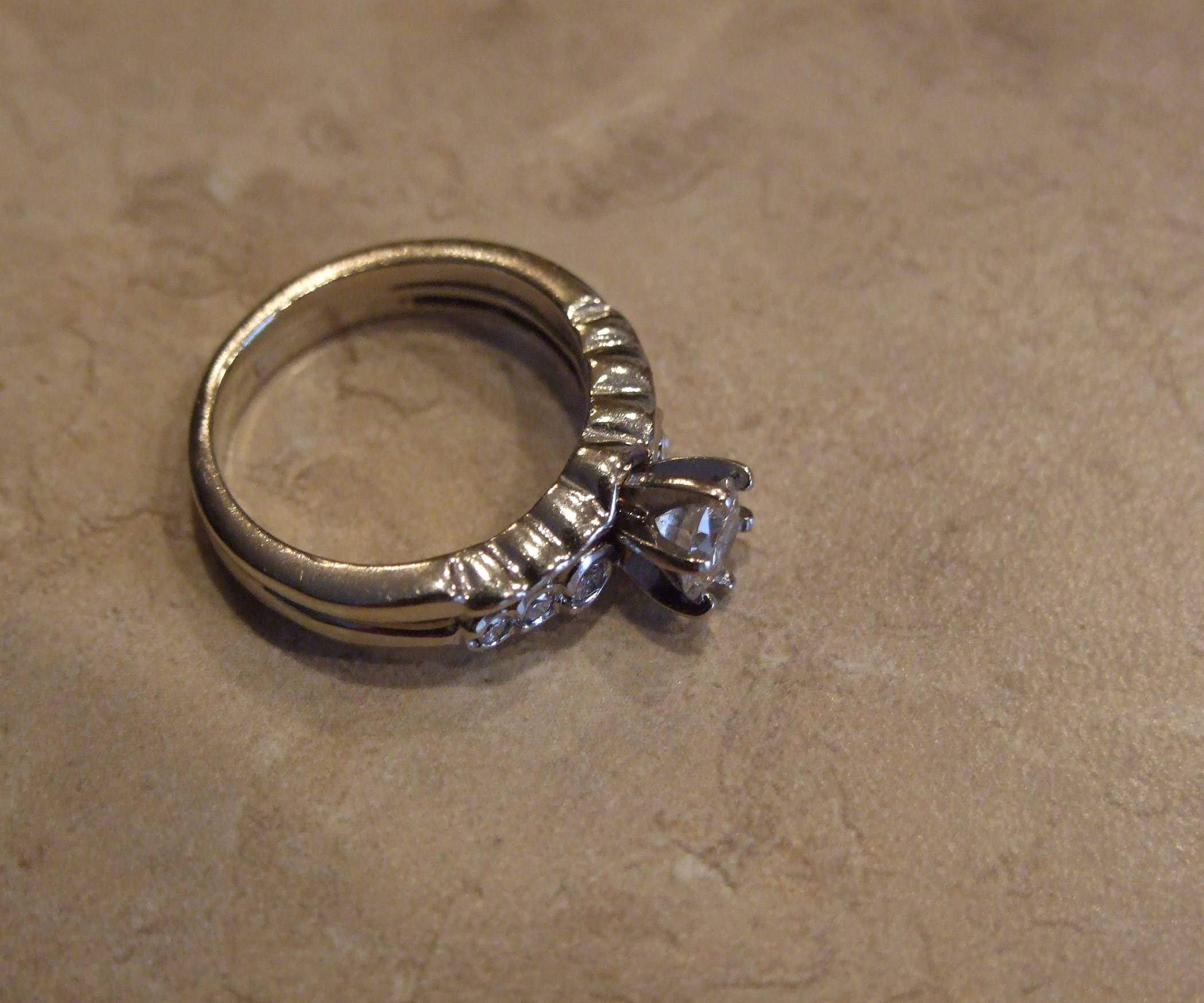 How To Clean An Engagement Ring: 7 Steps Pertaining To Homemade Engagement Rings (View 12 of 15)