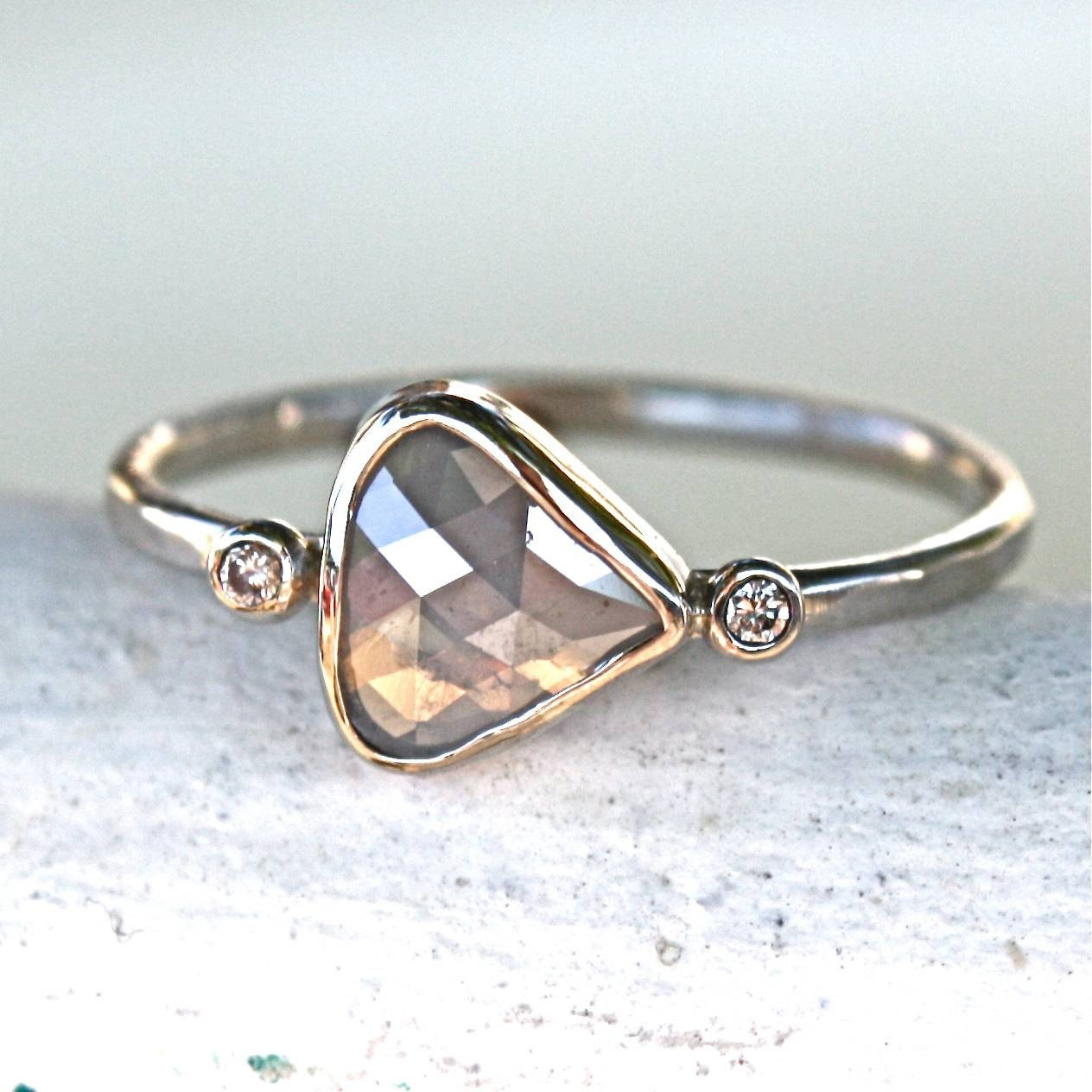 Ideas For A Non Traditional Wedding Rings In Untraditional Wedding Bands (View 12 of 15)