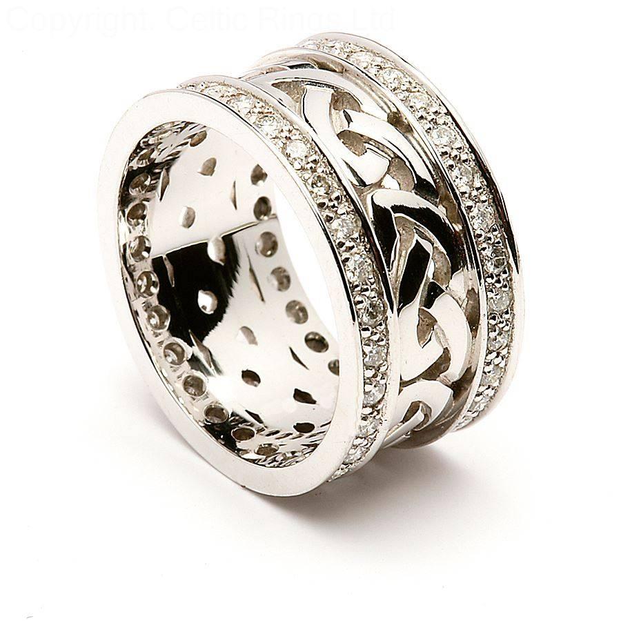 Irish Wedding Rings | Wedding, Promise, Diamond, Engagement Rings In Irish Style Engagement Rings (View 3 of 15)