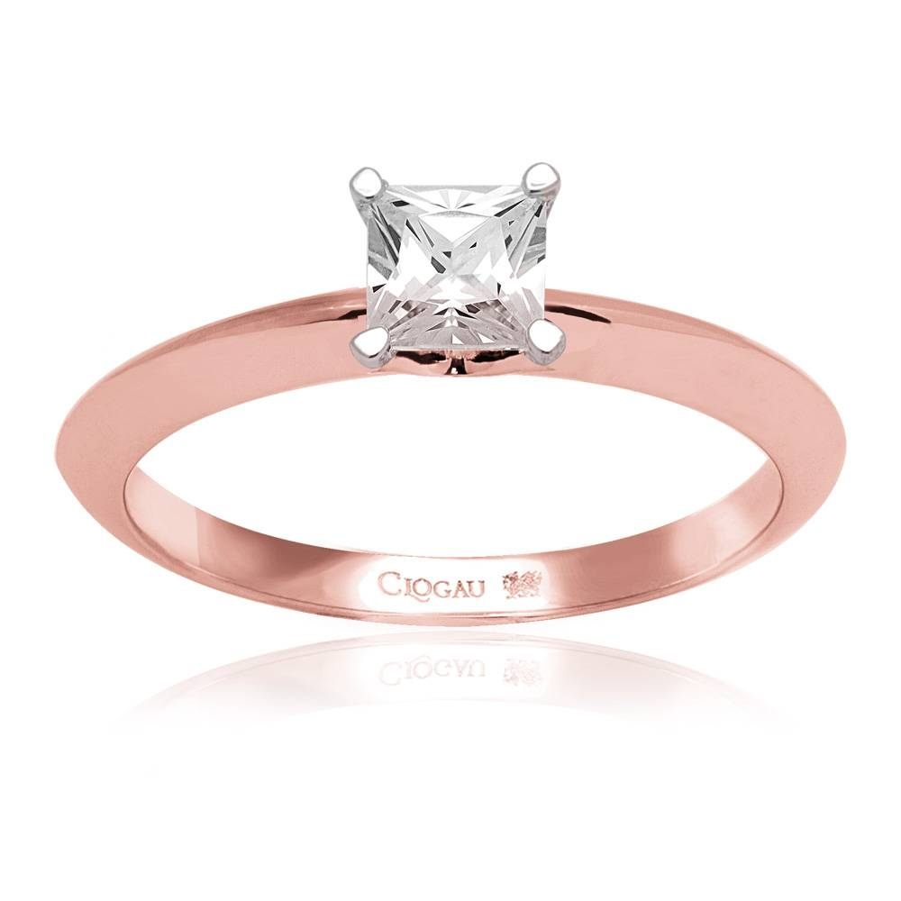 Item Discontinued Capella Engagement Ring Vrg50Si1Ip | Clogau Gold Throughout Discontinued Engagement Rings (View 6 of 15)
