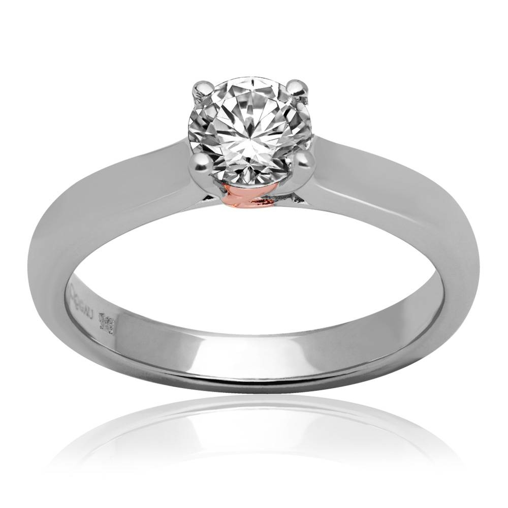 Item Discontinued Valentina Engagement Ring Vwl50Si1Ir | Clogau Gold Throughout Discontinued Engagement Rings (Gallery 11 of 15)