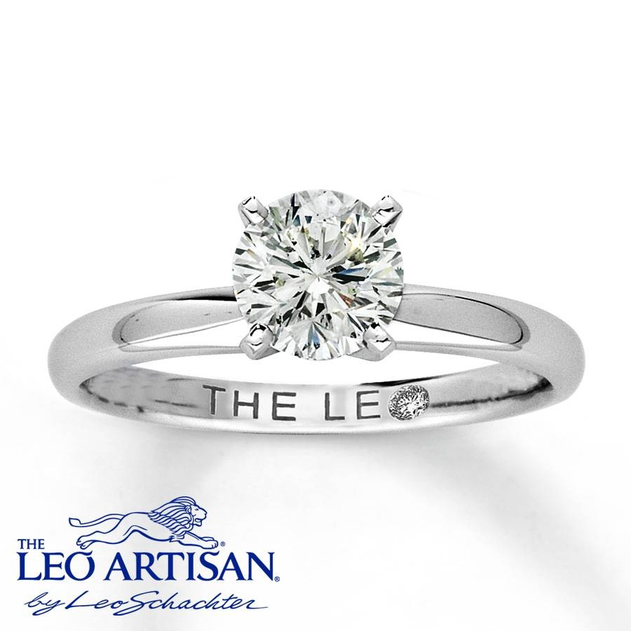 Featured Photo of Leo Diamonds Engagement Rings