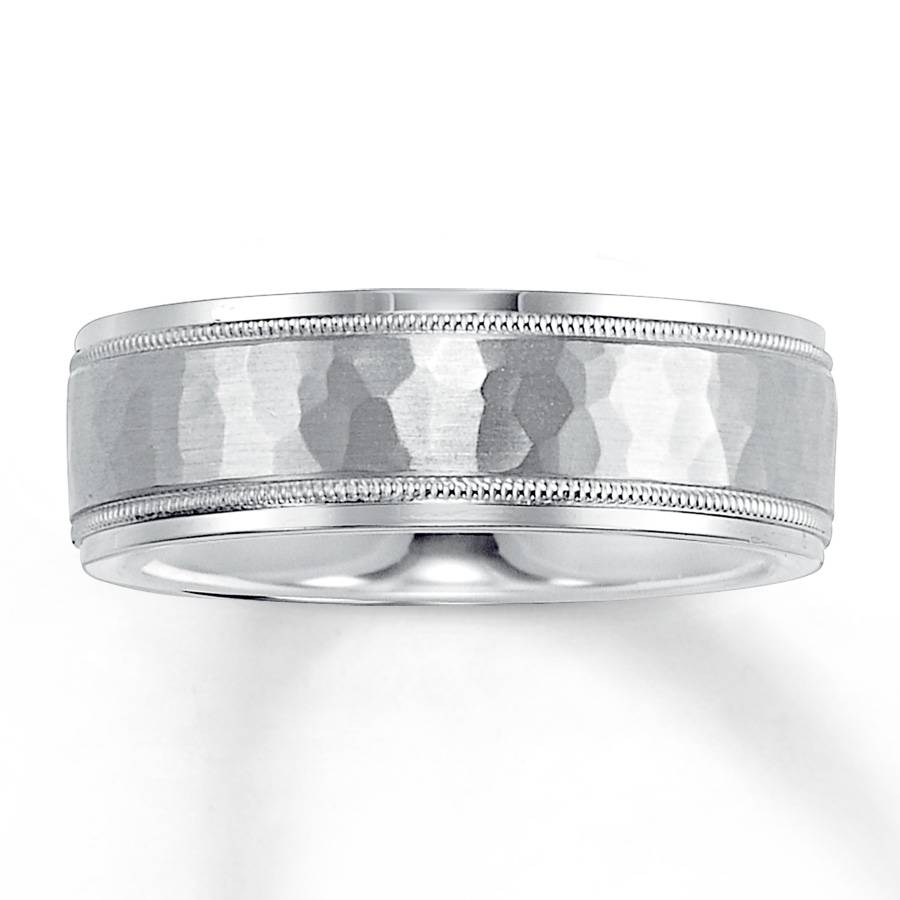 Jared – Wedding Band Palladium 7Mm Intended For Jared Jewelers Men Wedding Bands (Gallery 7 of 15)