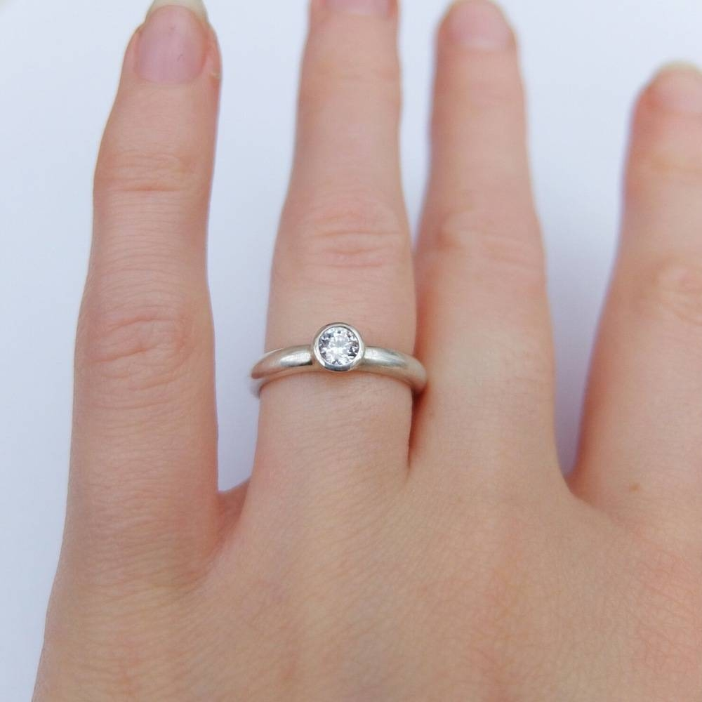 15 Collection of Handmade Gold Engagement Rings