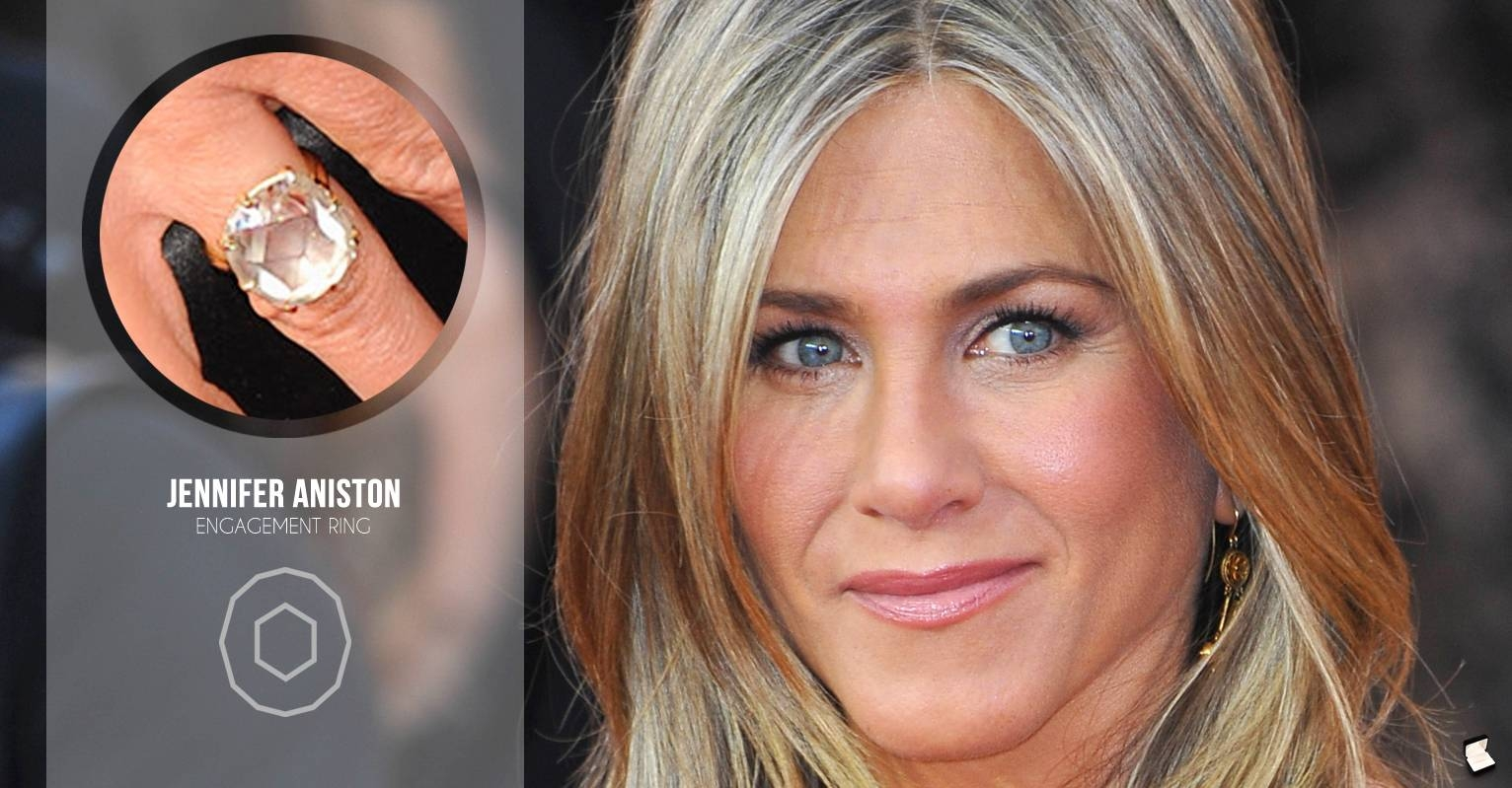 Featured Photo of Jennifer Aniston Wedding Rings