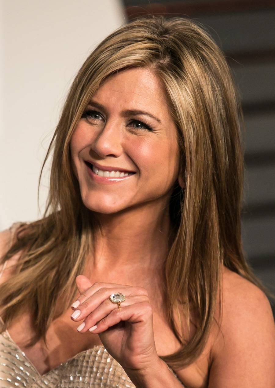 Jennifer Aniston: 'when We Get Married He Will Be Wearing His Ring Regarding Jennifer Aniston Wedding Rings (View 2 of 15)
