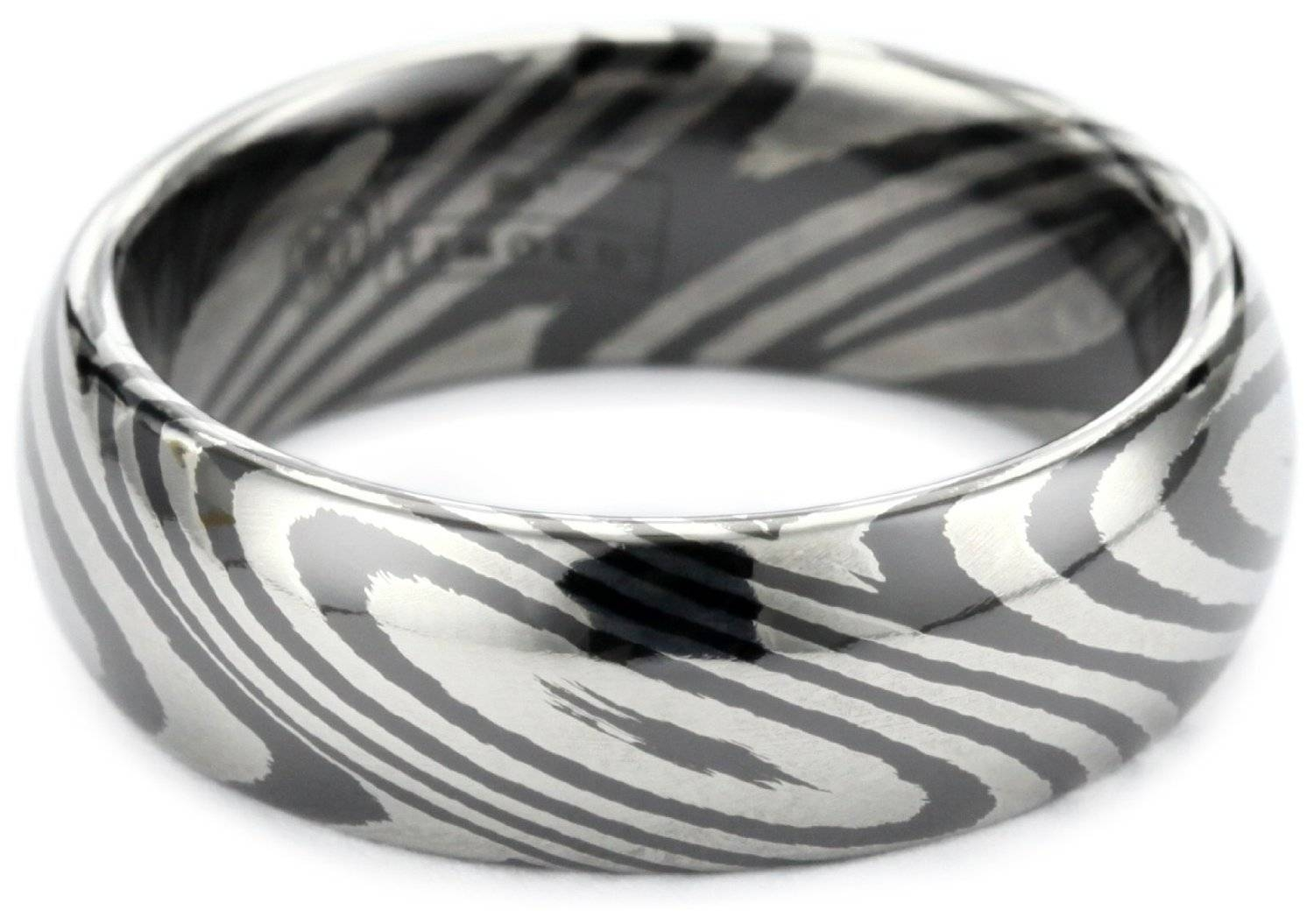Jennifer Leigh Photography: Men's Black Wedding Bands {Trendy For Mens Carbon Fiber Wedding Rings (View 7 of 15)