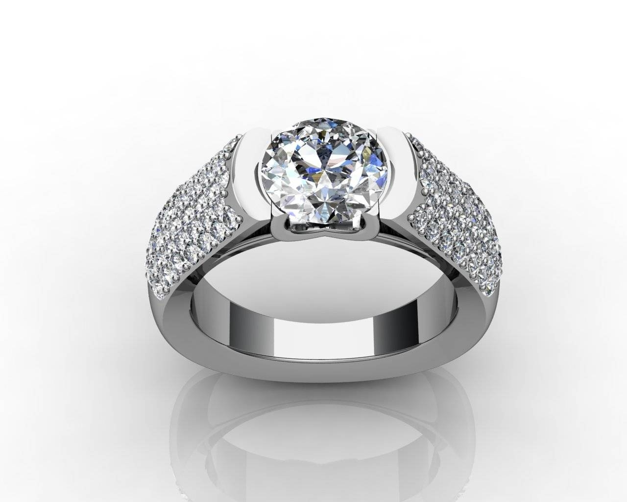 Jewel Technik Intended For Mens Engagement Rings Cartier (View 4 of 15)