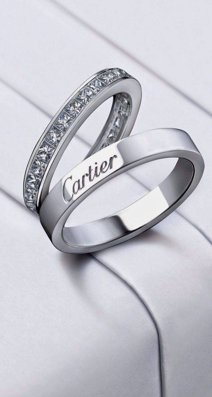 Jewelry Rings: Cartier Wedding Rings Img Holdingengagementrings For Mens Engagement Rings Cartier (View 2 of 15)