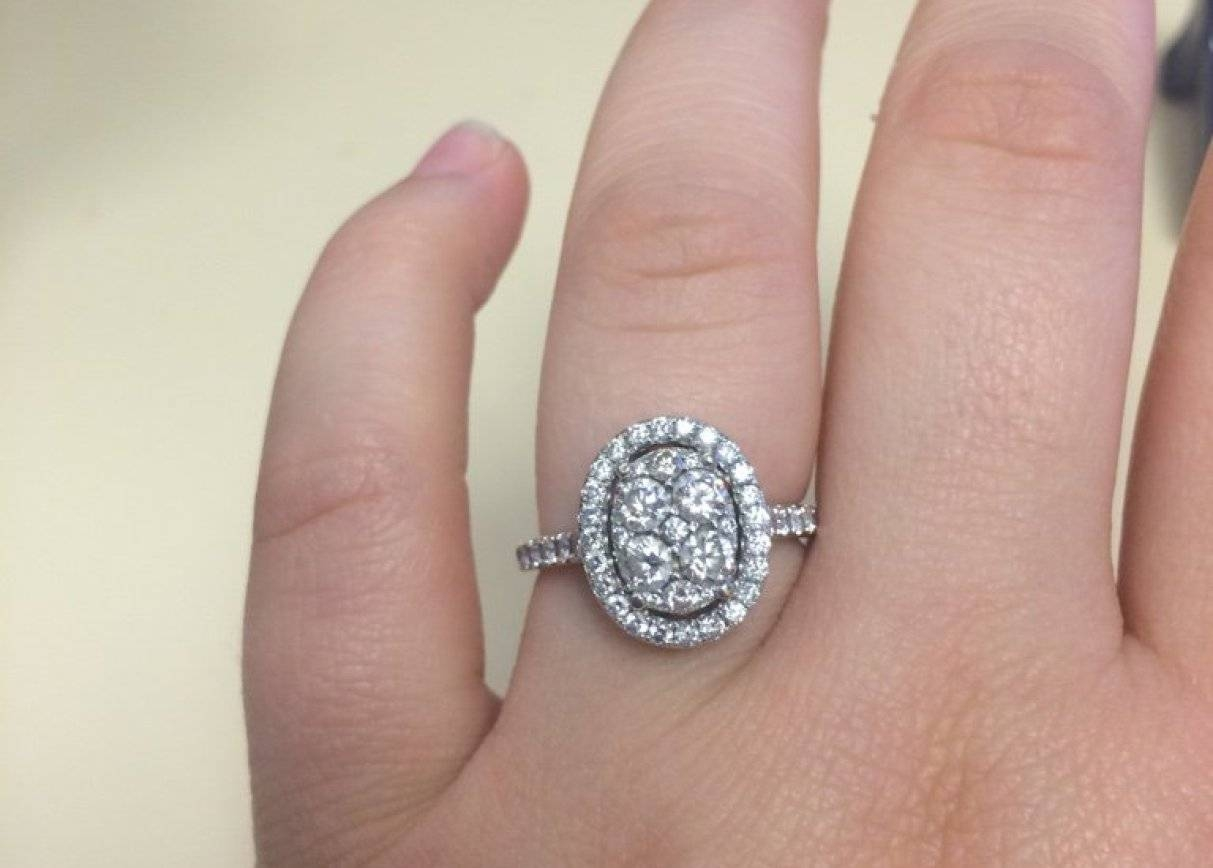 Jewelry Rings: Costco Engagement Rings For Women Pros Andnscostco For Costco Diamond Engagement Rings (View 8 of 15)