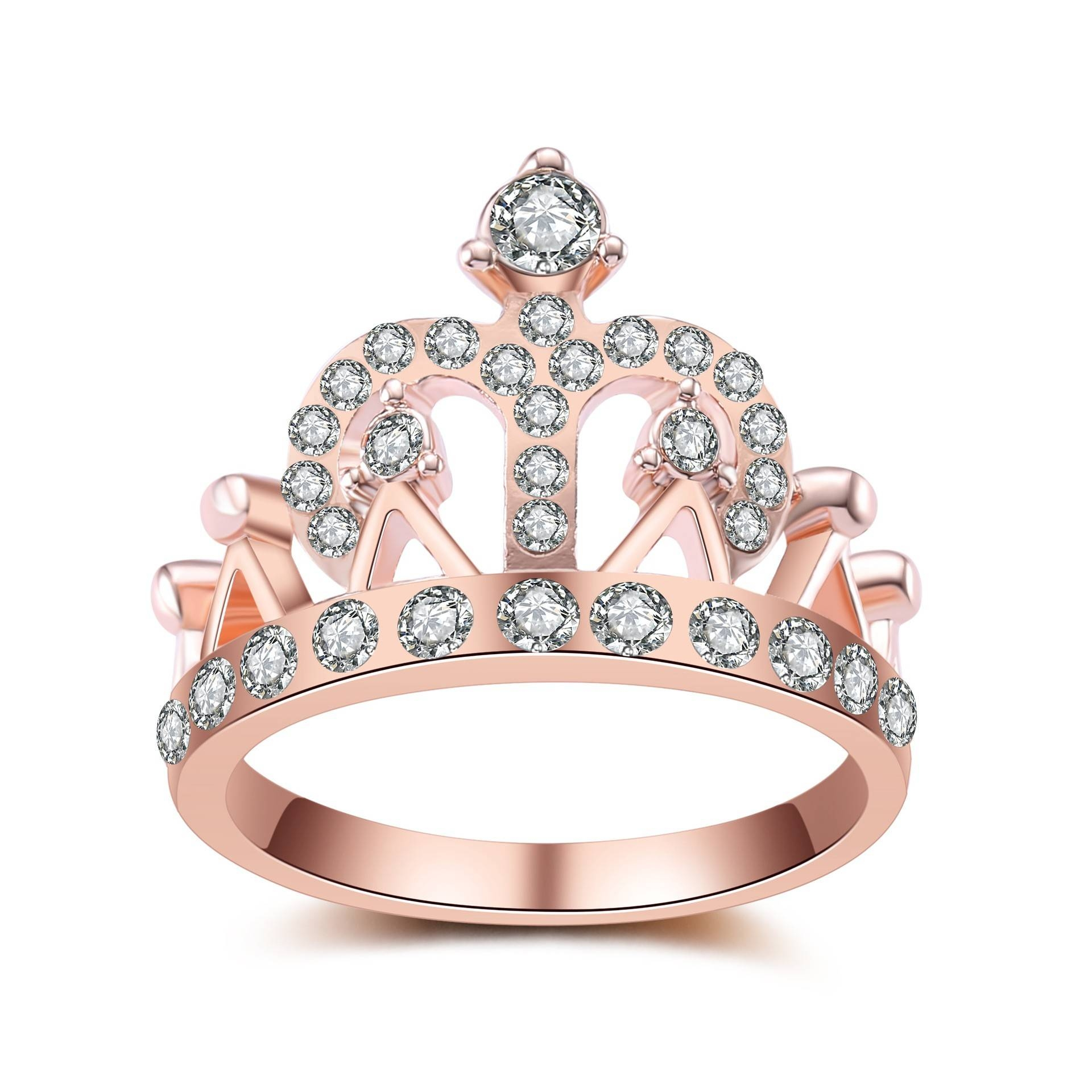 Jewelry Rings: King And Queen Crown Wedding Rings Elegant Popular Throughout King And Queen Engagement Rings (Gallery 12 of 15)