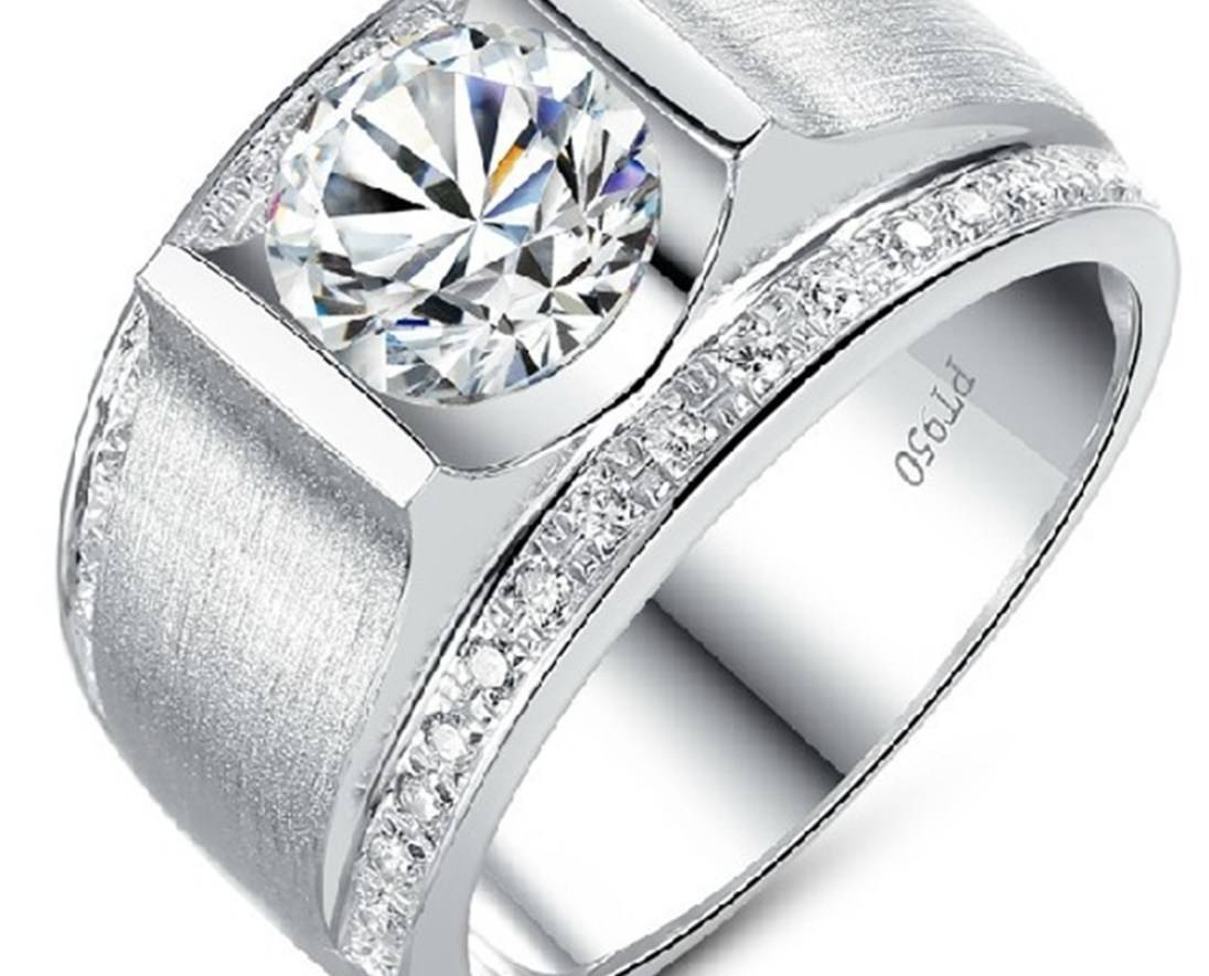 Jewelry Rings: Men Engagementgs Remarkable Image Concept Rules For Zales Engagement Rings For Men (Gallery 9 of 15)