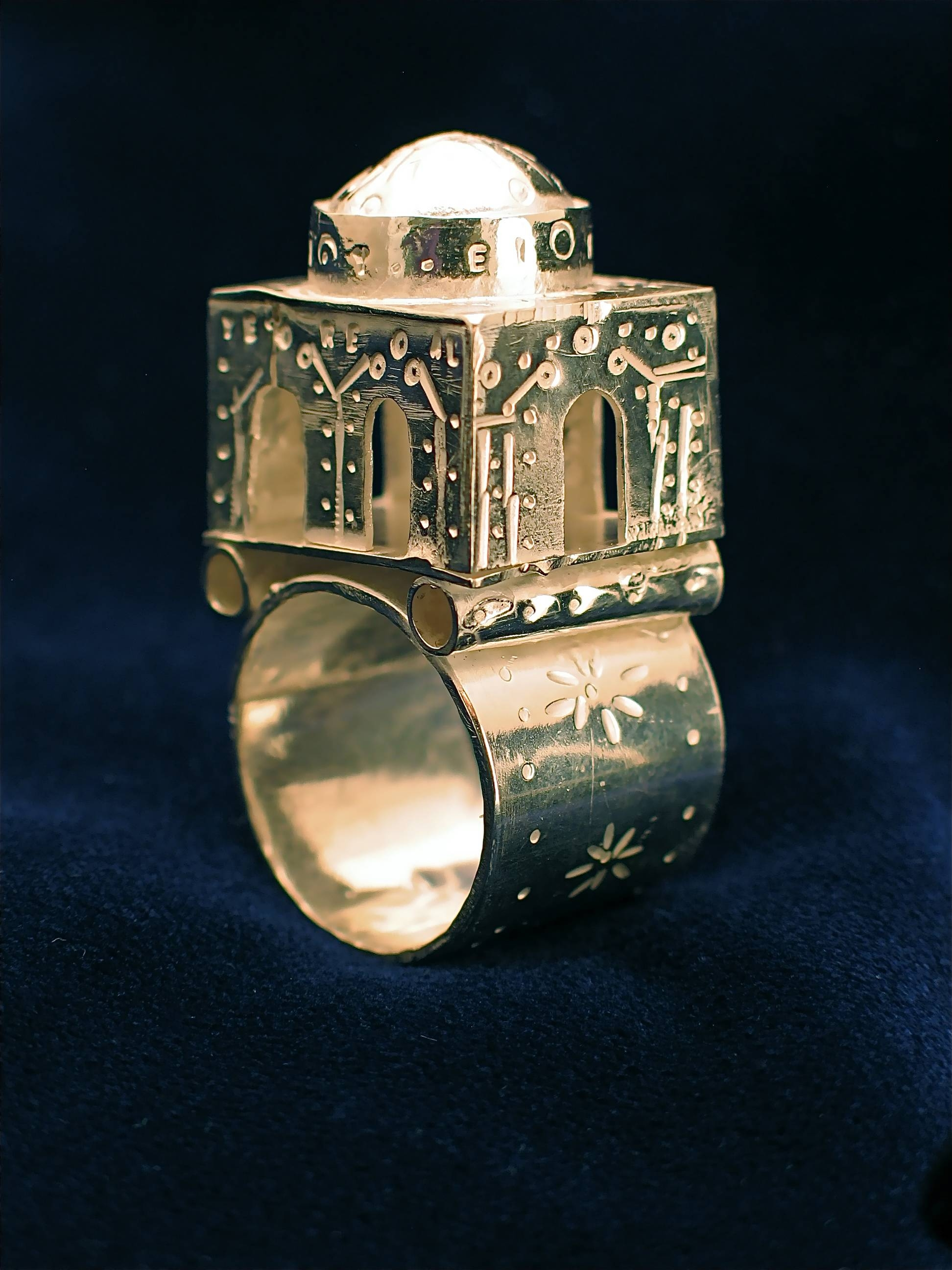 Jewish Wedding Ring | Wedding Corners Within Jewish Wedding Bands (View 8 of 15)