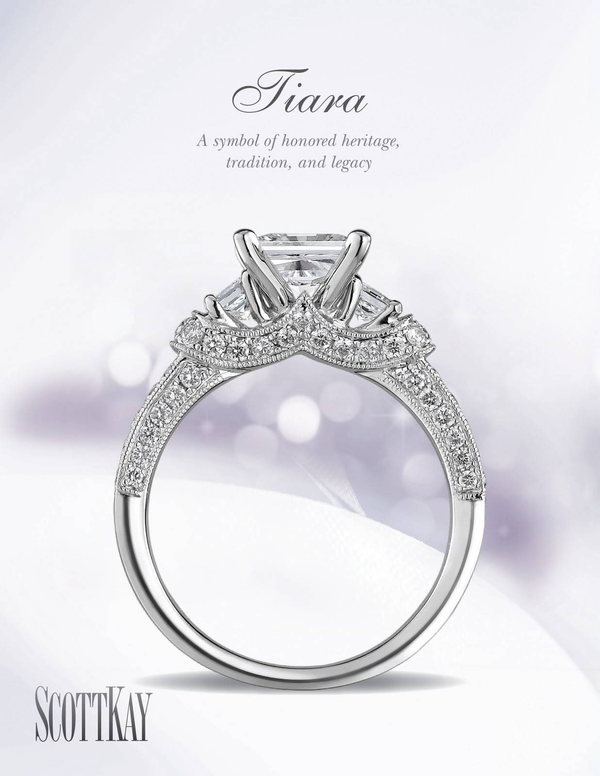 Kathleen's Wedding Planner: The Wedding Ring I Want With Regard To Scott Kay Tiara Wedding Bands (View 4 of 15)