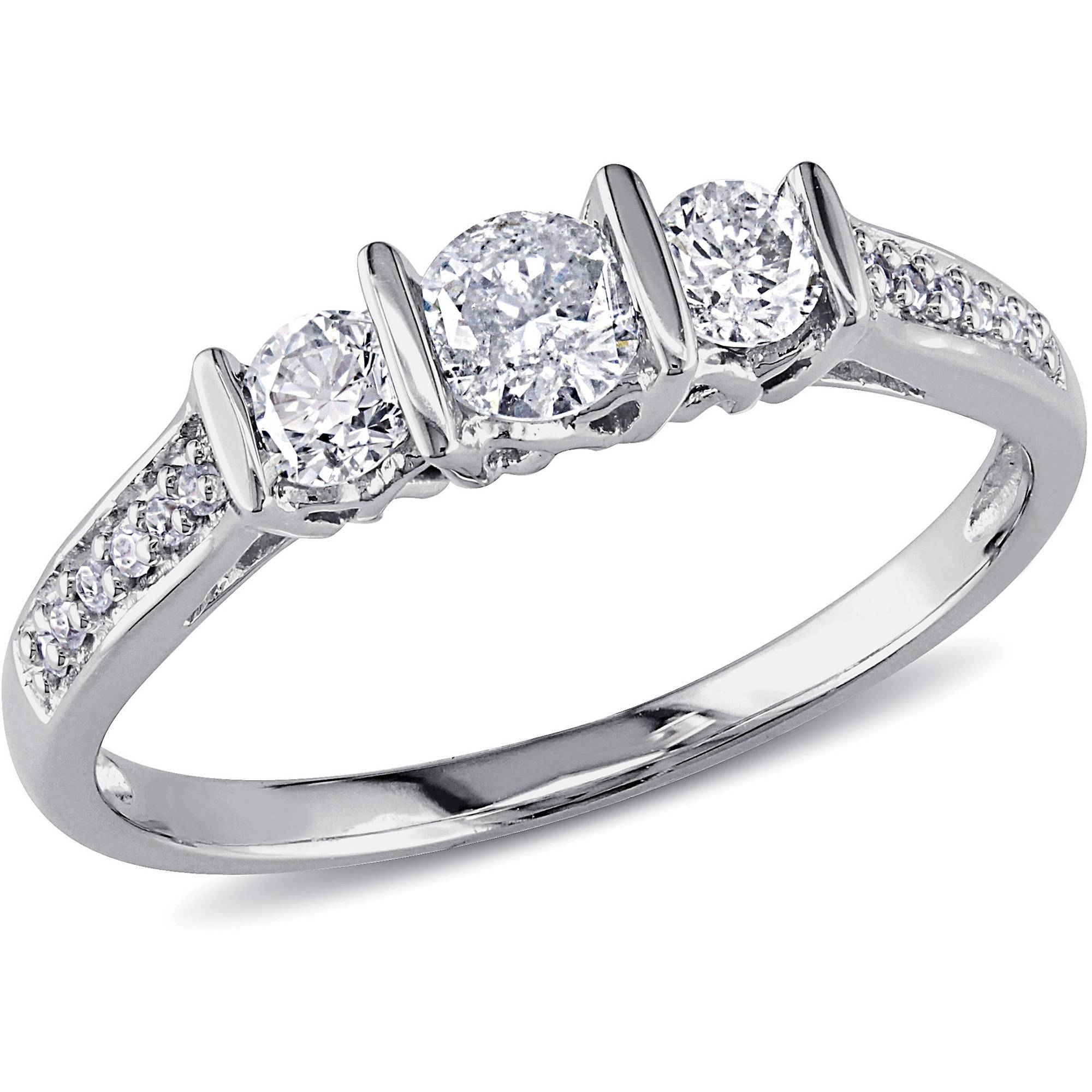 Keepsake Diamond Rings In Diamond Engagement Rings Under  (View 15 of 15)