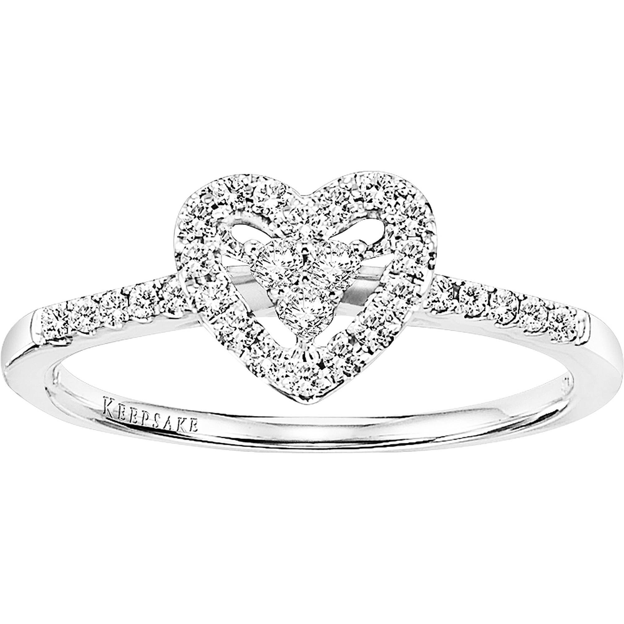 Keepsake Heart And Soul 1/5 Ct. T.w (View 8 of 15)